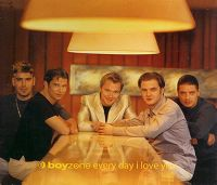 Cover Boyzone - Every Day I Love You
