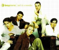 Cover Boyzone - Isn't It A Wonder