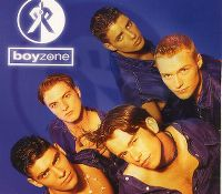 Cover Boyzone - Love Me For A Reason
