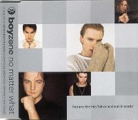 Cover Boyzone - No Matter What