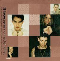 Cover Boyzone - No Matter What
