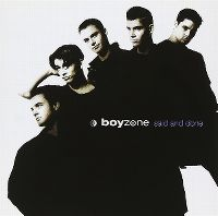 Cover Boyzone - Said And Done