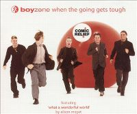 Cover Boyzone - When The Going Gets Tough