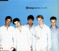 Cover Boyzone - Words