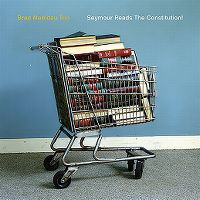 Cover Brad Mehldau Trio - Seymour Reads The Constitution!