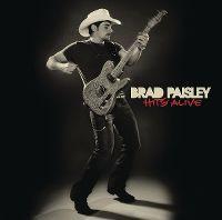 Cover Brad Paisley - Hits Alive