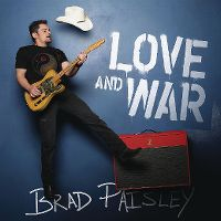 Cover Brad Paisley - Love And War