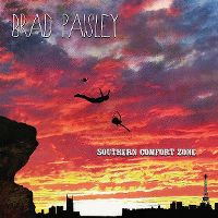 Cover Brad Paisley - Southern Comfort Zone