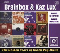 Cover Brainbox & Kaz Lux - The Golden Years Of Dutch Pop Music