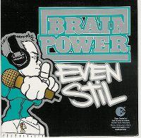 Cover Brainpower - Even stil