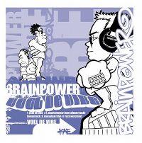 Cover Brainpower - Voel de vibe