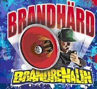 Cover Brandhärd - Brandrenalin