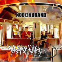 Cover Brandhärd - Noochbrand