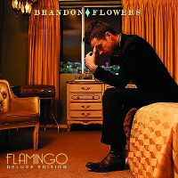 Cover Brandon Flowers - Flamingo