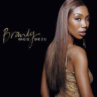 Cover Brandy - Who Is She 2 U