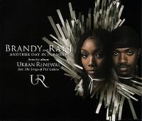 Cover Brandy and Ray J - Another Day In Paradise