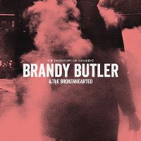 Cover Brandy Butler & The Brokenhearted - The Inventory Of Goodbye