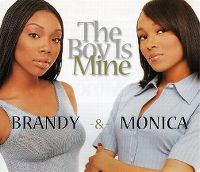 Cover Brandy & Monica - The Boy Is Mine
