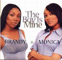 Cover Brandy & Monica - The Boy Is Mine