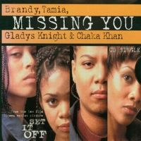 Cover Brandy, Tamia, Gladys Knight & Chaka Khan - Missing You