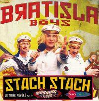 Cover Bratisla Boys - Stach Stach