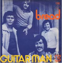 Cover Bread - The Guitar Man
