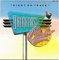 Cover Breakfast Club - Right On Track