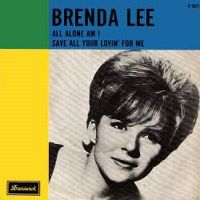 Cover Brenda Lee - All Alone Am I
