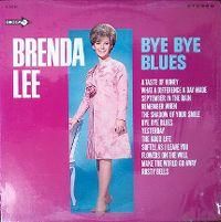 Cover Brenda Lee - Bye Bye Blues