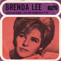 Cover Brenda Lee - Coming On Strong