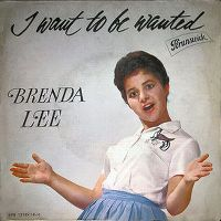 Cover Brenda Lee - I Want To Be Wanted