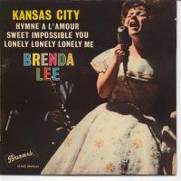 Cover Brenda Lee - Kansas City