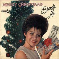Cover Brenda Lee - Merry Christmas From Brenda Lee