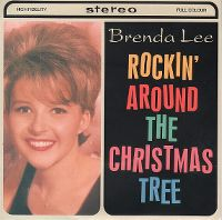 Cover Brenda Lee - Rockin' Around The Christmas Tree