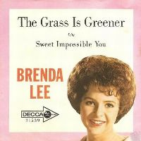 Cover Brenda Lee - The Grass Is Greener