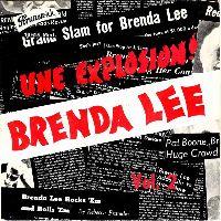 Cover Brenda Lee - The Stroll