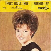 Cover Brenda Lee - Truly, Truly True