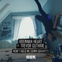 Cover Brennan Heart feat. Trevor Guthrie - Won't Hold Me Down (Gravity)