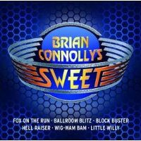 Cover Brian Connolly's Sweet - The Definitive
