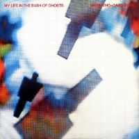 Cover Brian Eno & David Byrne - My Life In The Bush Of Ghosts
