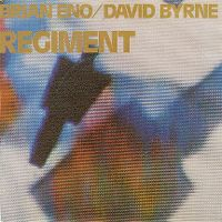 Cover Brian Eno & David Byrne - Regiment