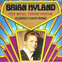 Cover Brian Hyland - Itsy Bitsy Teenie Weenie Yellow Polkadot Bikini