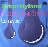 Cover Brian Hyland - Lonely Teardrops