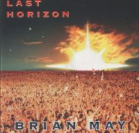 Cover Brian May - Last Horizon