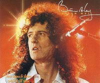 Cover Brian May - Too Much Love Will Kill You
