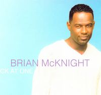 Cover Brian McKnight - Back At One