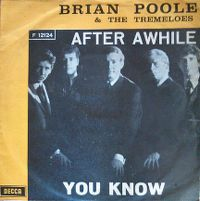 Cover Brian Poole And The Tremeloes - After Awhile