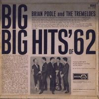 Cover Brian Poole And The Tremeloes - Big Hits Of '62
