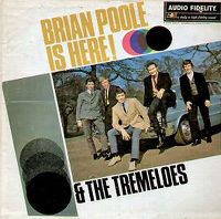 Cover Brian Poole And The Tremeloes - Brian Poole Is Here!