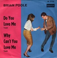 Cover Brian Poole And The Tremeloes - Do You Love Me